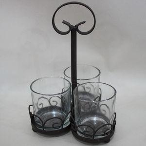 unkonwn Accents - Bronze Tea light holder
